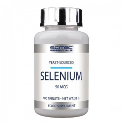 Selenium (100 tablettes) Scitec Nutrition