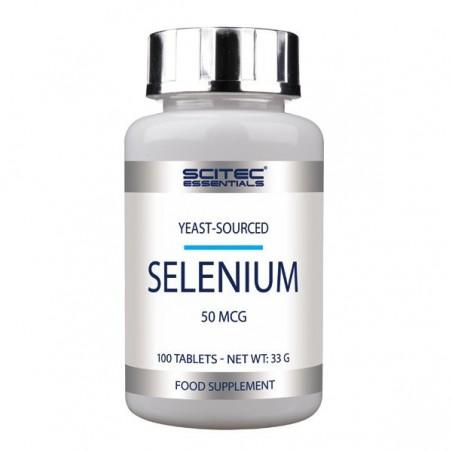 Selenium (100 tablettes)