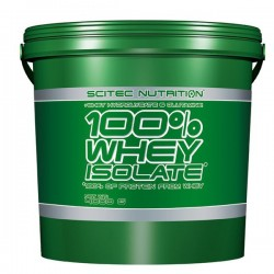 100% Whey Isolat 4000 gr Scitec Nutrition