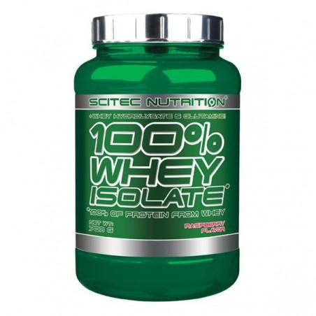 100% Whey Isolat 700 gr framboise Scitec Nutrition