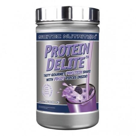 Protein Delite 500 gr Scitec Nutrition vanille fruits des bois