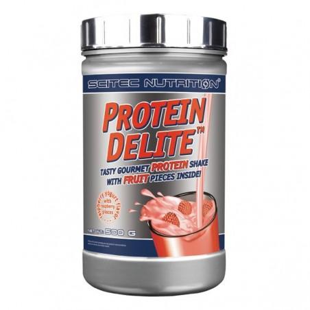 Protein Delite 500 gr Scitec Nutrition framboise yaourt