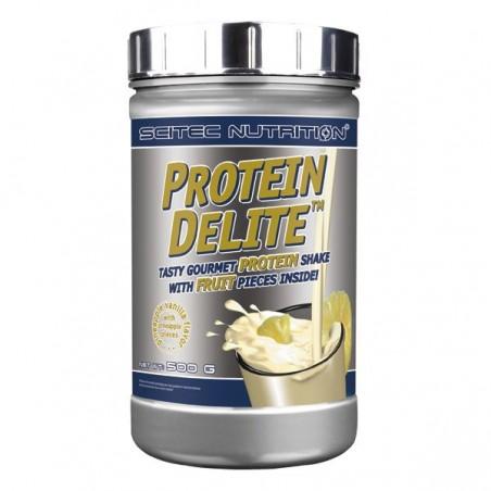 Protein Delite 500 gr Scitec Nutrition ananas vanille