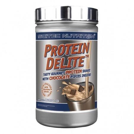 Protein Delite 500 gr Scitec Nutrition chocolat des alpes