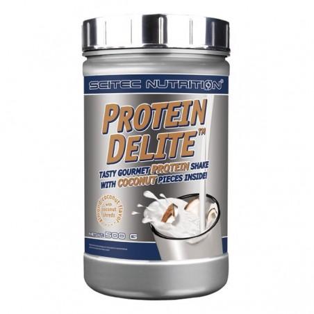 Protein Delite 500 gr Scitec Nutrition noix de coco amande