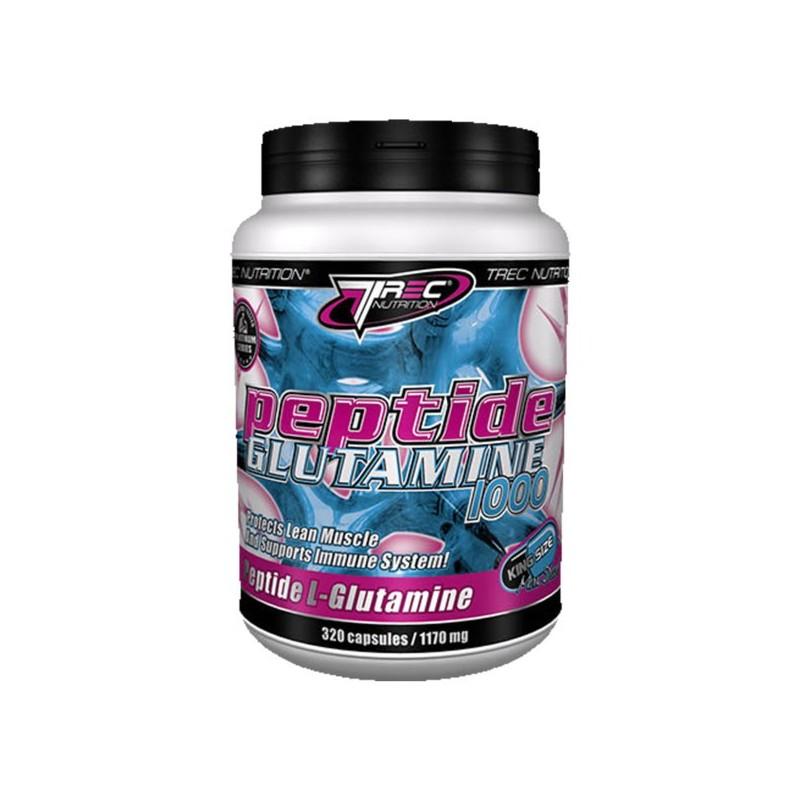 Peptide Glutamine 1000 320 capsules Trec Nutrition