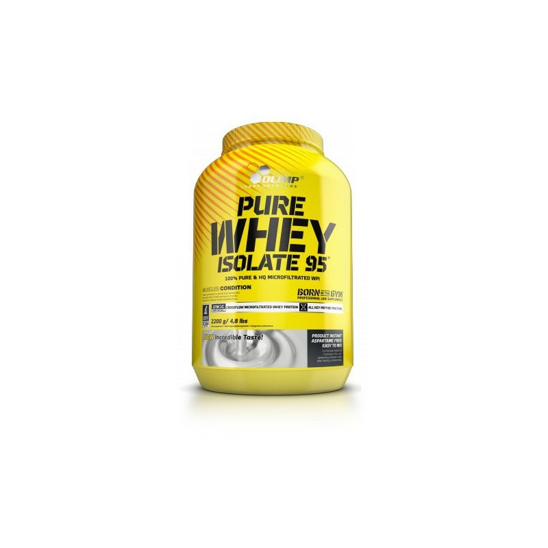 Pure Whey Isolate 95 2,2 kg Olimp sport Nutrition
