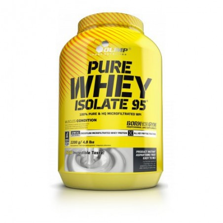 Pure Whey Isolate 95 (2200 gr)
