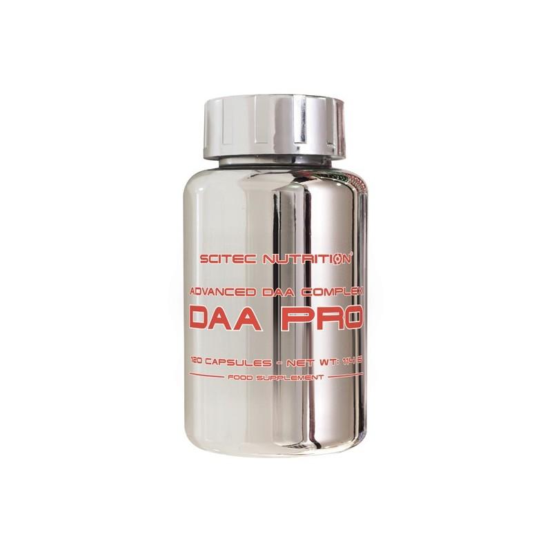 DAA PRO Scitec Nutrition 120 capsules