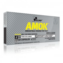 Amok (60 capsules) Olimp Sport Nutrition