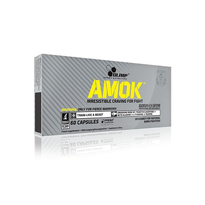 Amok (60 capsules) Olimp Sport Nutrition