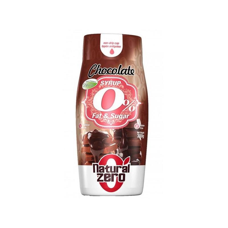 Sirop de chocolat 0% (300 gr) Natural Zero