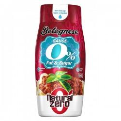 Sauce bolognaise 0% (320 gr) Natural Zero