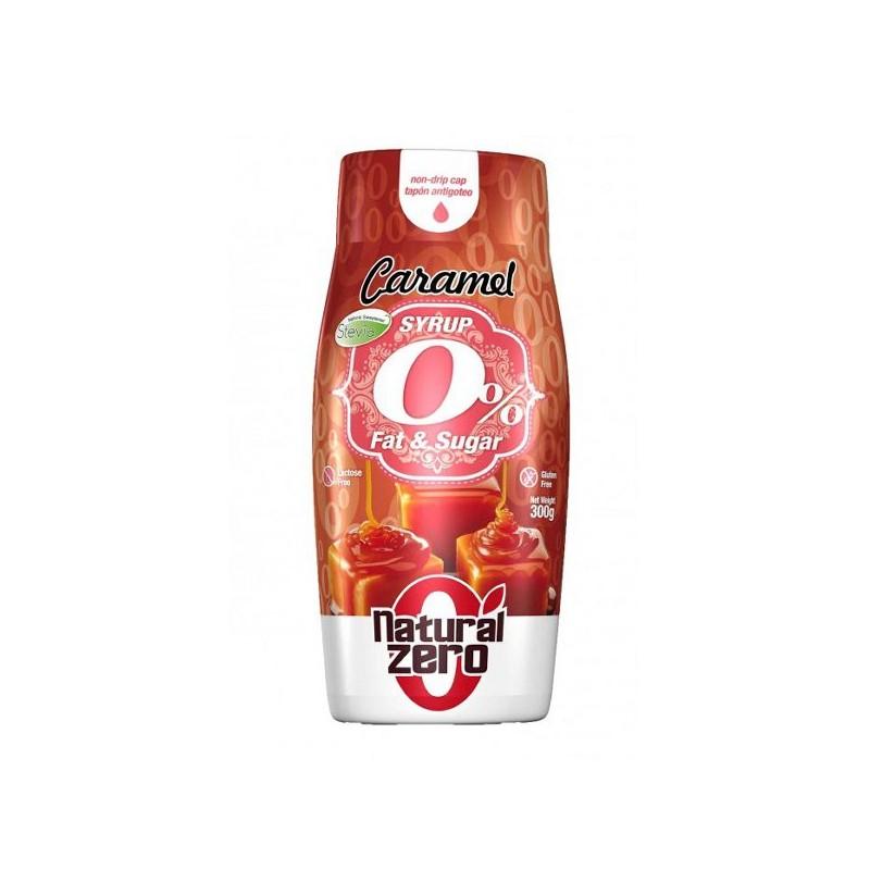 Sirop caramel 0% (300 gr) Natural Zero