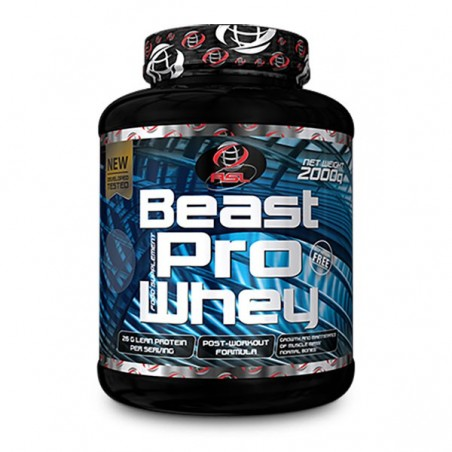 Beast Pro Whey (2000 g)