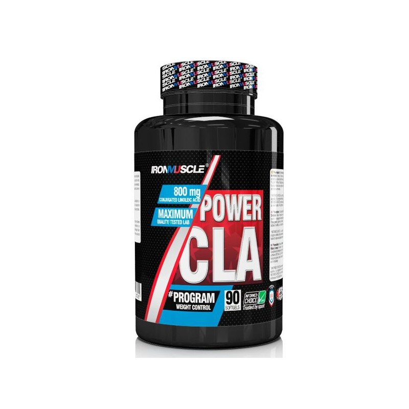 POWER CLA (90 capsules) Iron Muscle
