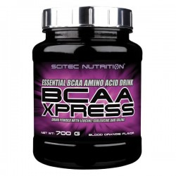 BCAA Xpress Orange Sanguine 700g Scitec Nutrition