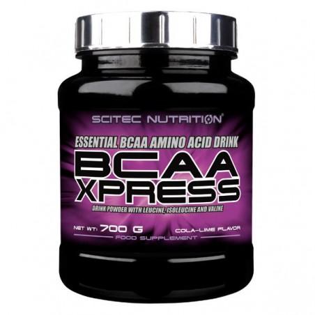 BCAA Xpress Cola Citron 700g Scitec Nutrition