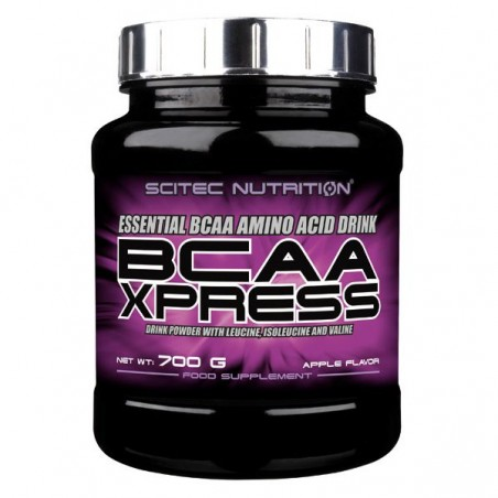 BCAA Xpress Pomme 700g Scitec Nutrition