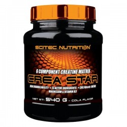 CREA STAR Cola Scitec Nutrition 540 gr