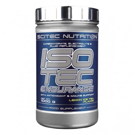 Isotec Citron Ice Tea Scitec Nutrition 1000 gr