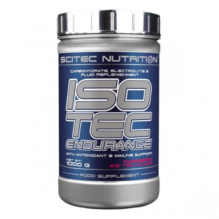Isotec Framboise Ice Tea Scitec Nutrition 1000 gr
