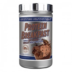Protein Breakfast Chocolat Brownie Scitec Nutrition 700 gr