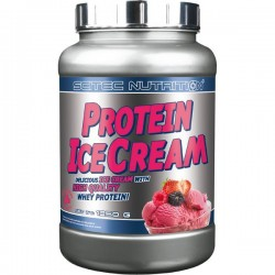 Protein Ice Cream Fruits Rouges Scitec Nutrition 1250 gr