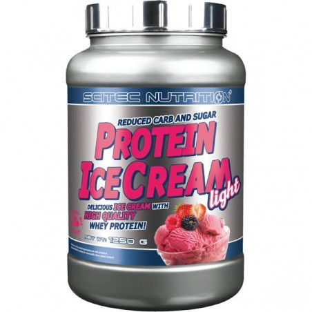 Protein Ice Cream LIGHT (1250 gr)