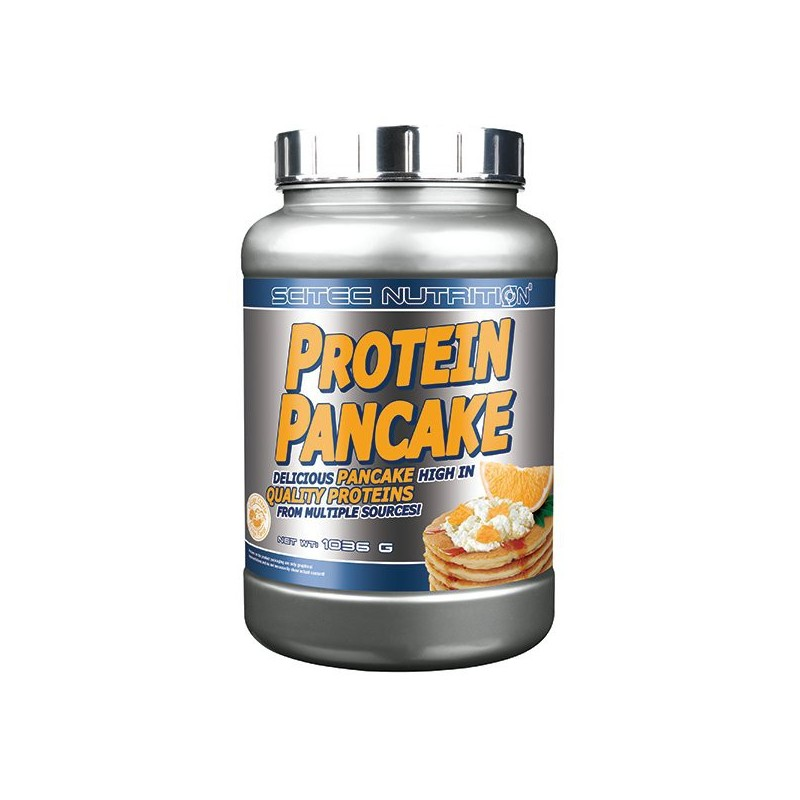 Protein Pancake fromage blanc orange Scitec Nutrition 1036 gr