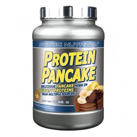 Protein Pancake chocolat banane Scitec Nutrition 1036 gr
