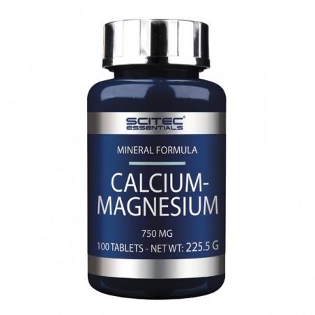 Calcium-Magnesium (100 comprimés)