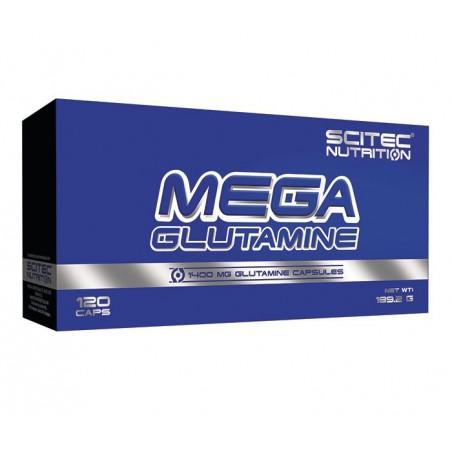 Mega Glutamine 120 capsules Scitec Nutrition
