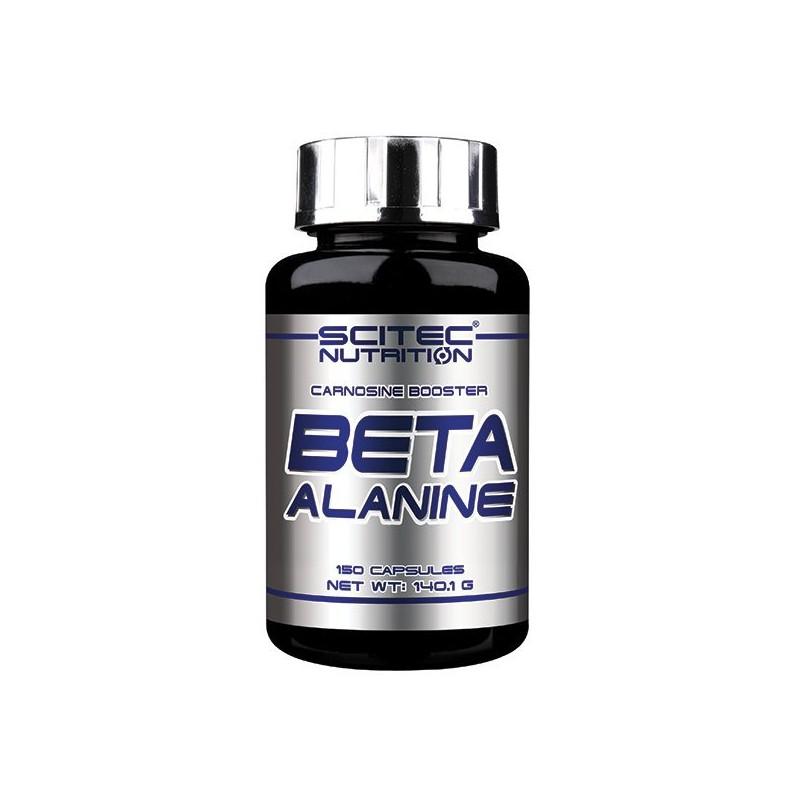 Beta Alanine 150 capsules Scitec Nutrition
