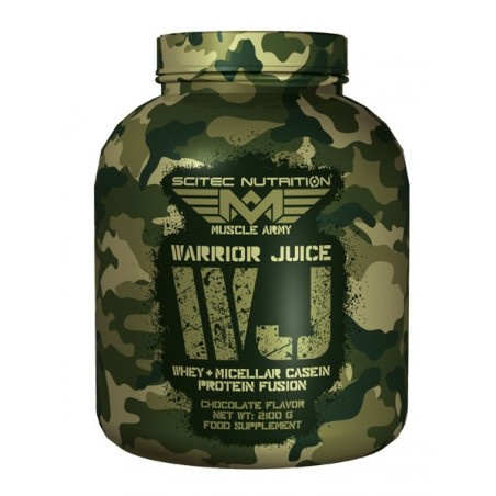 Warrior Juice 2100 gr
