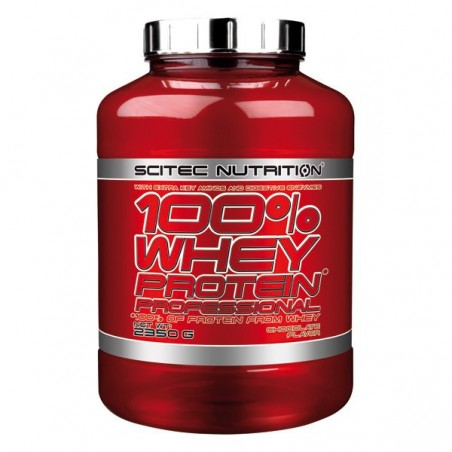 Protéine 100% Whey Protein Professional Chocolat 2350 g Scitec Nutrition