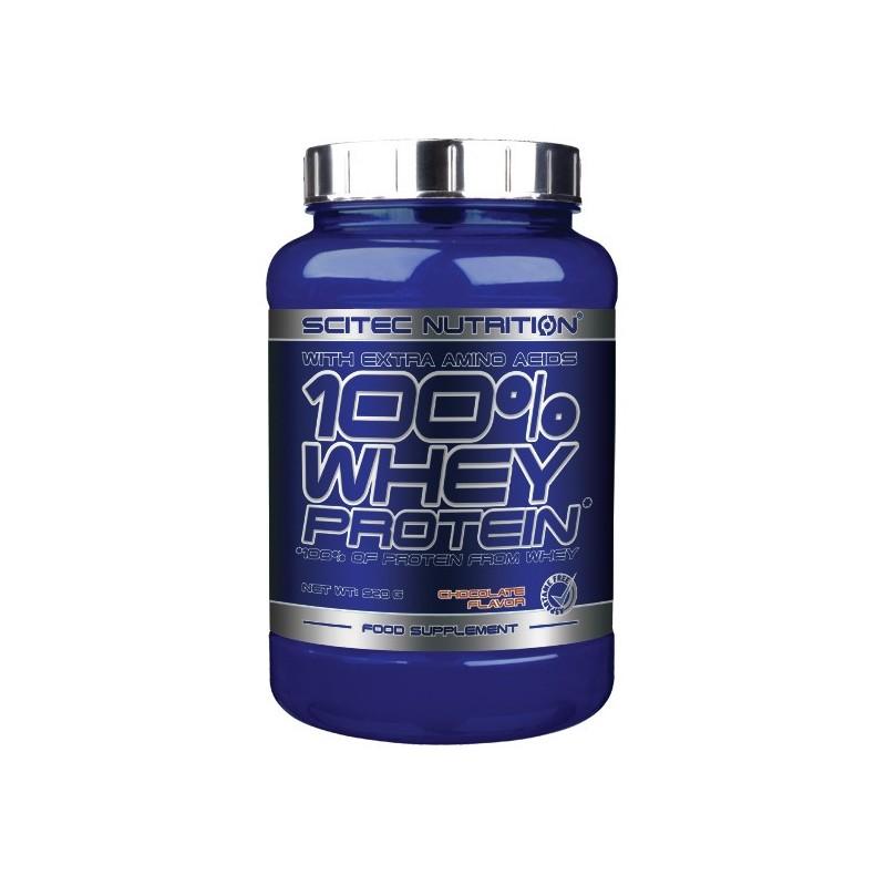 100% Whey Protein - 920 gr