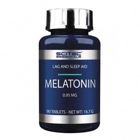Melatonin (90 tablettes) Scitec Essentials - Mélatonine