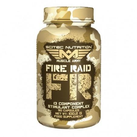 Fire Raid (90 gélules)