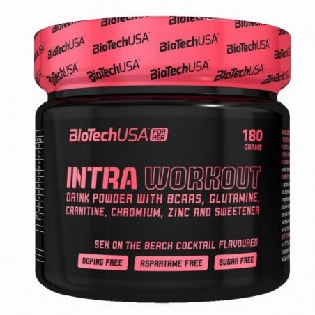 Intra Workout For Her 180 g Biotech USA