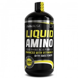Liquid Amino 1000 ml - Acides aminés liquides - Biotech USA