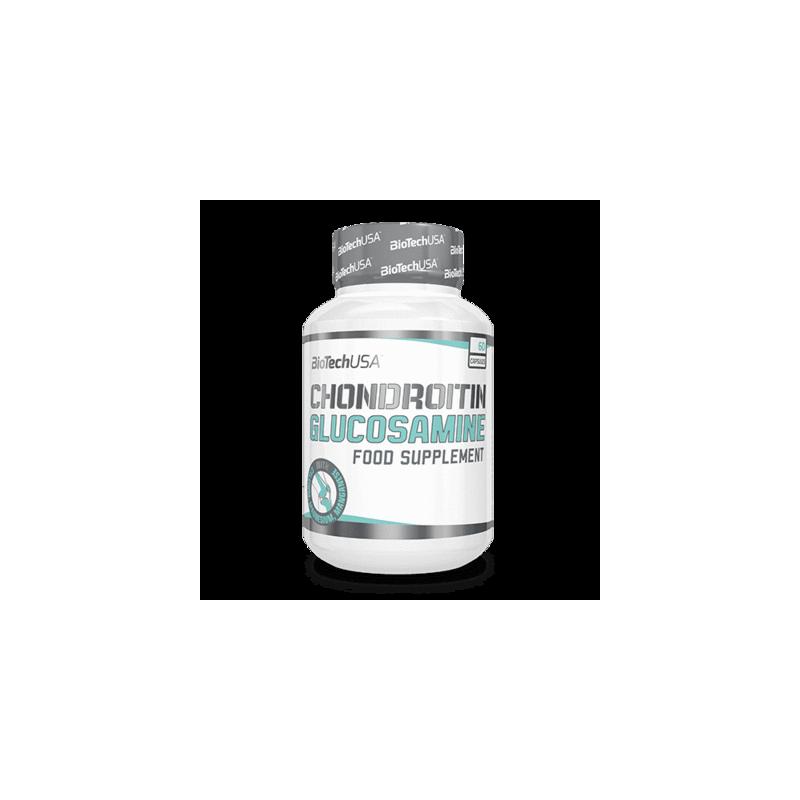 Chondroitin Glucosamine - 60 capsules - Biotech USA