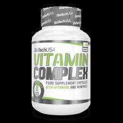 Vitamin Complex - 60 gélules - Biotech USA