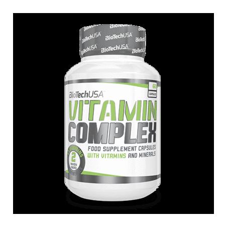 Vitamin Complex - 60 gélules