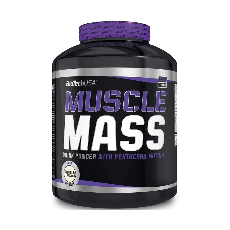 Muscle Mass - 2270 g