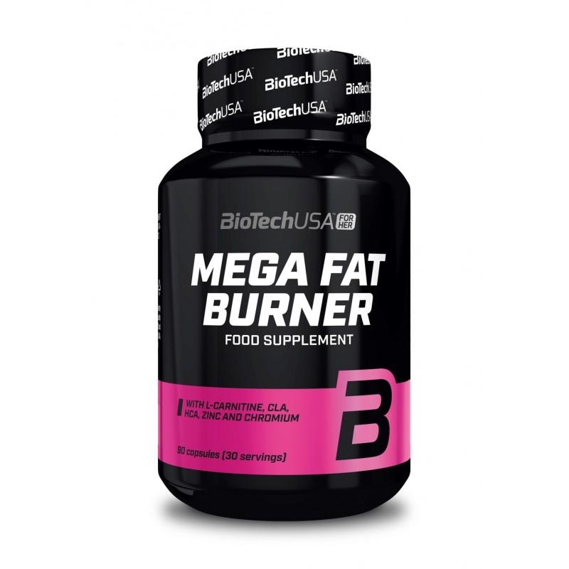 Mega Fat Burner 90 capsules