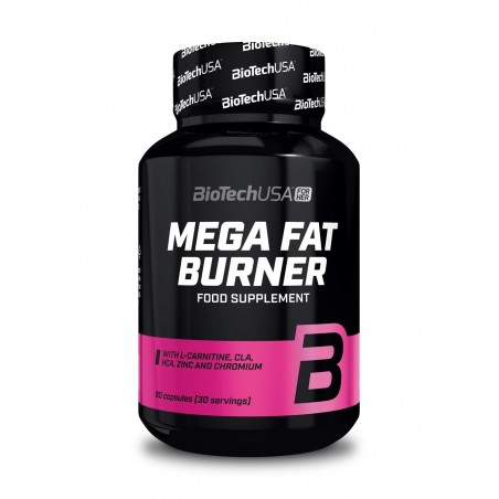 Mega Fat Burner 90 capsules