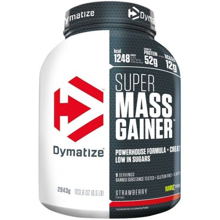 Super Mass Gainer (2943 gr)