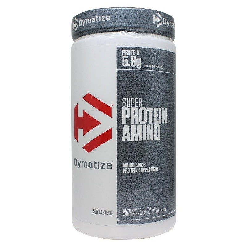 Super Protein Amino (501 tablettes)