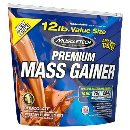100% Premium Mass Gainer (5440 gr)